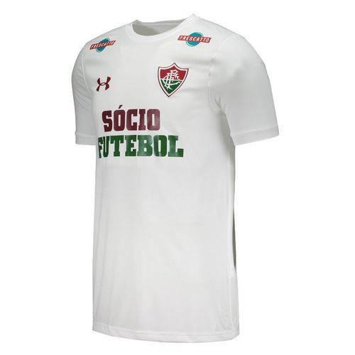 Camisa Under Armour Fluminense II 2017 com Patrocínio