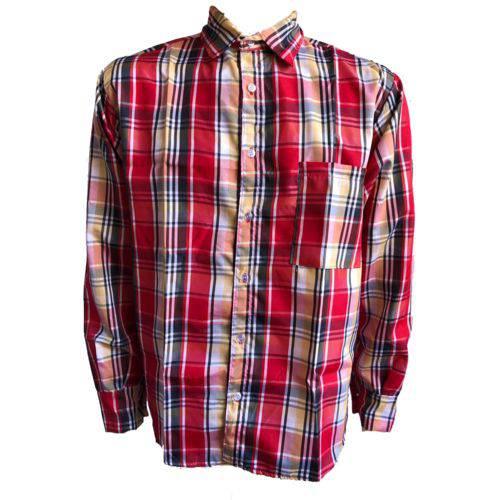 Camisa Xadrez Adulto Festa Junina Caipira Quadrilha
