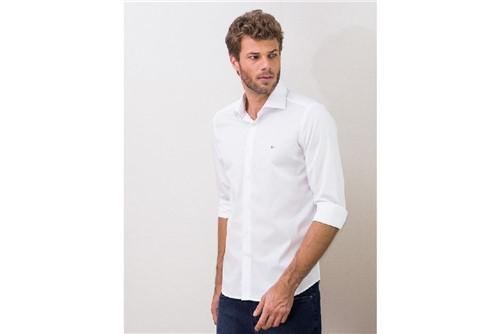 Camisa Z Menswear - Branco - P