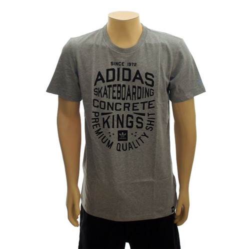 Camiseta Adidas Concrete Kings (P)
