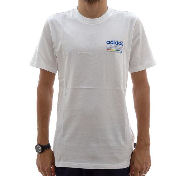 Camiseta Adidas Dodson White (P)