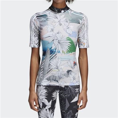 Camiseta Adidas Farm Mulher Originals CW1377