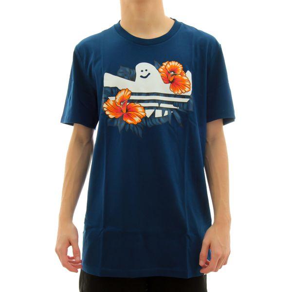 Camiseta Adidas Floral Shmoo (P)