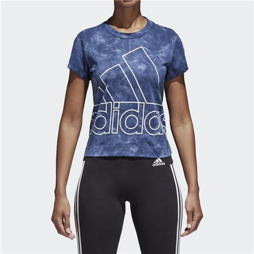 Camiseta Adidas Logo ID CG1002