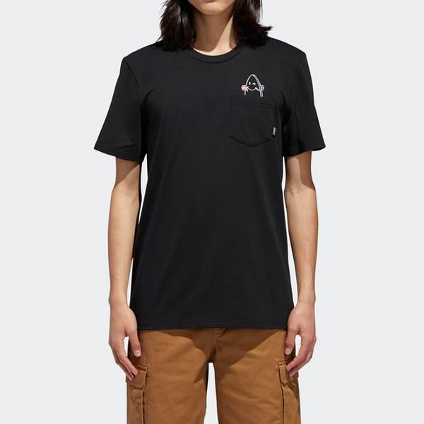 Camiseta Adidas Pocket Skate (P)