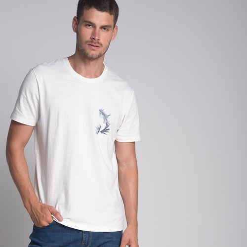 Camiseta Al Mare Off White - P