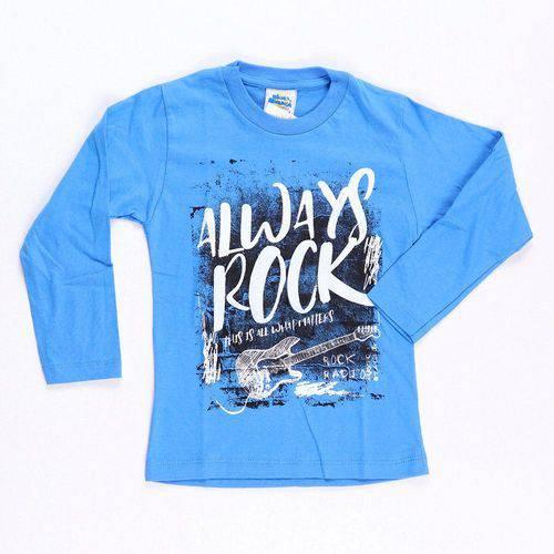 Camiseta Always Rock - Bicho Bagunça