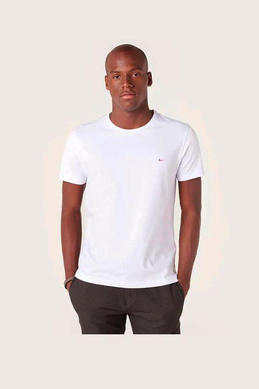 Camiseta Aramis Basica Branco Tam. M
