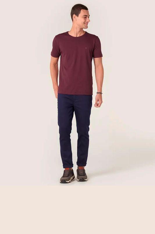 Camiseta Aramis Basica Roxo Tam. G