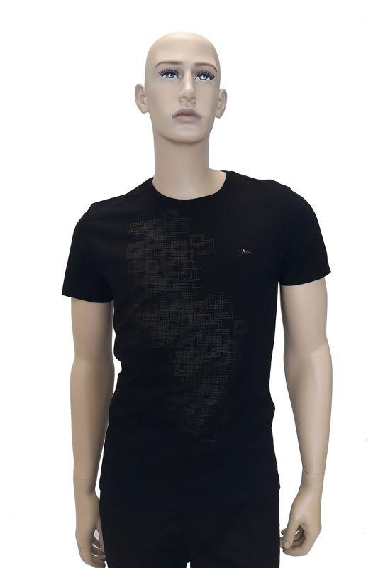 Camiseta Aramis Windows Preto Tam. M