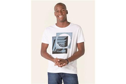 Camiseta Arquitetura - Branco - P