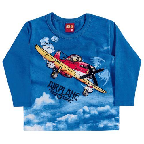 Camiseta Avião - 1
