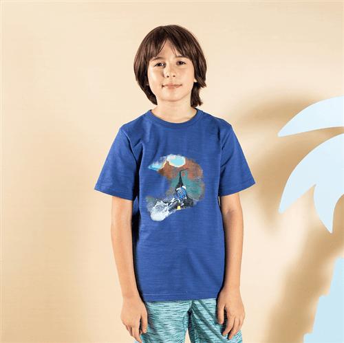 Camiseta Avulso Hortencia Forte/10 e 12