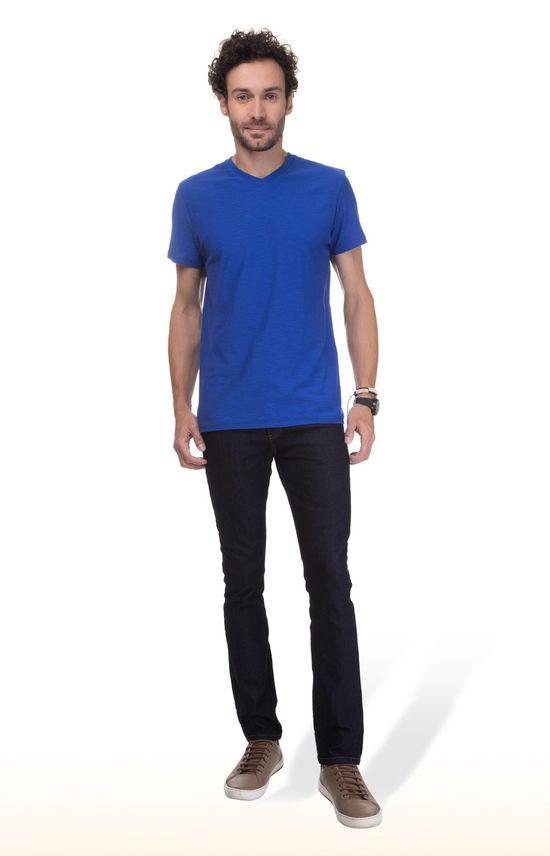 Camiseta Básica Adulto Malwee Azul - P
