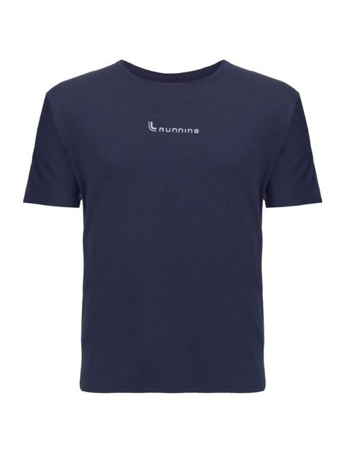 Camiseta Básica Azul Marinho Tamanho P