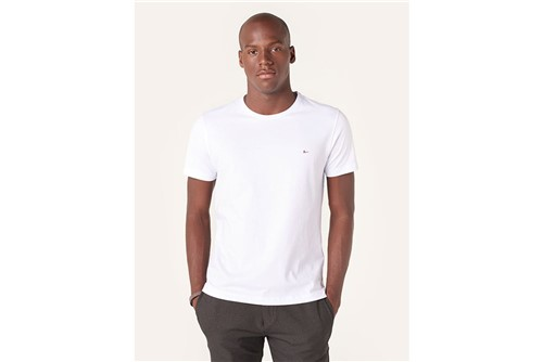 Camiseta Básica - Branco - P