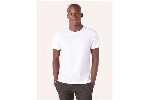 Camiseta Básica - Branco - M
