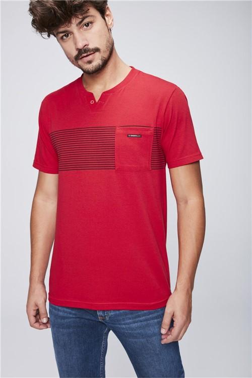 Camiseta Básica Masculina