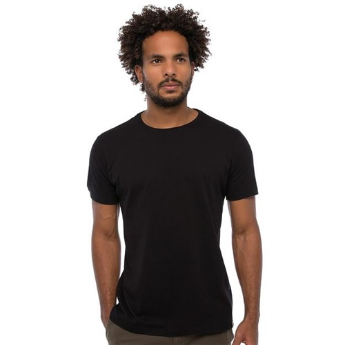Camiseta Básica - Preta
