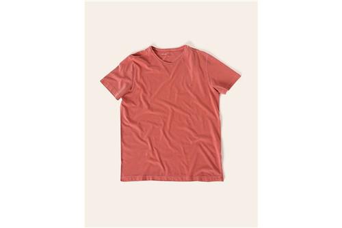 Camiseta Básica Stone - Vermelho - P