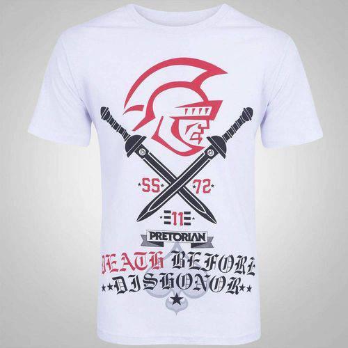 Camiseta Become All You CAN Pretorian - Branco - P