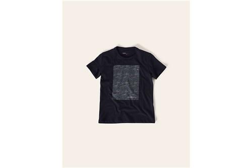 Camiseta Boys Camuflado Pixel - Marinho - 02