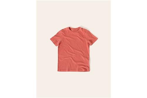 Camiseta Boys Stone Básica - Vermelho - 04