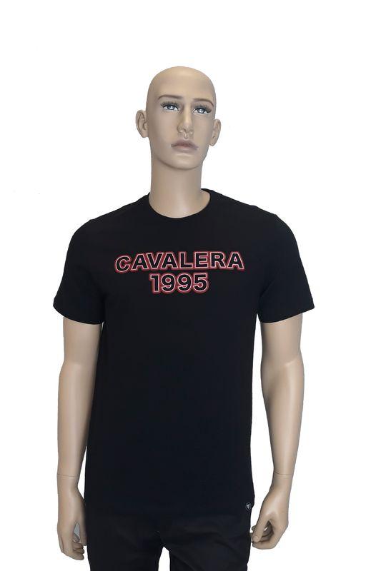 Camiseta Cavalera 1995 Preto Tam. M