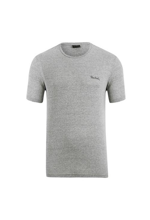 Camiseta Cinza Mesclada M
