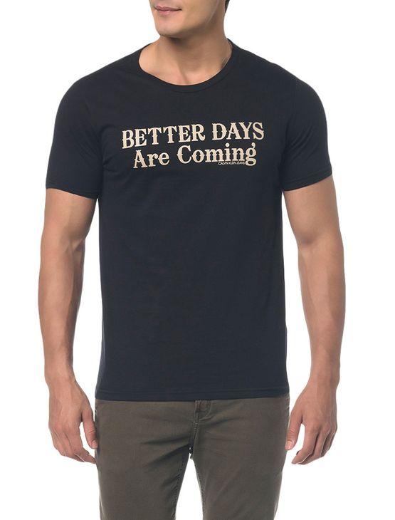 Camiseta Ckj Est Better Days - PP