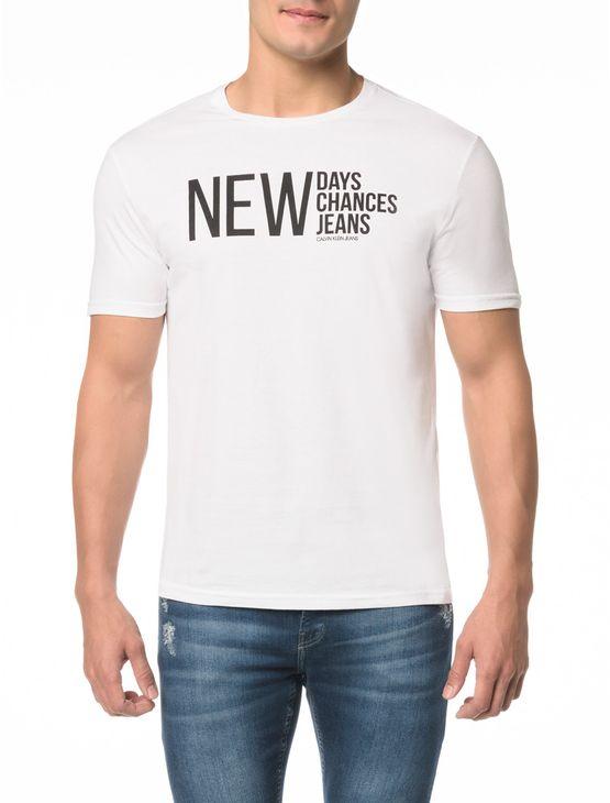 Camiseta CKJ MC Escrito New - PP