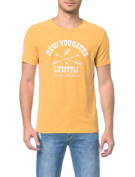 Camiseta Ckj Mc Est New Youngers - PP