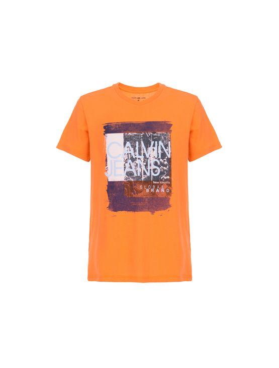 Camiseta CKJ MC Est Pincelada - 8