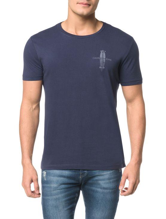 Camiseta CKJ MC Est.Skate Frente/Costas - GGG