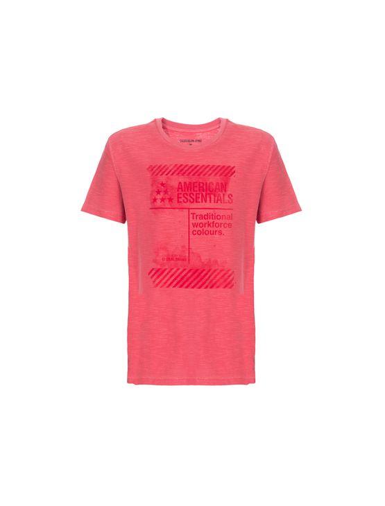 Camiseta CKJ MC Est Traditional - 4