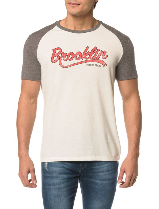 Camiseta CKJ MC Estampa Brooklin - PP