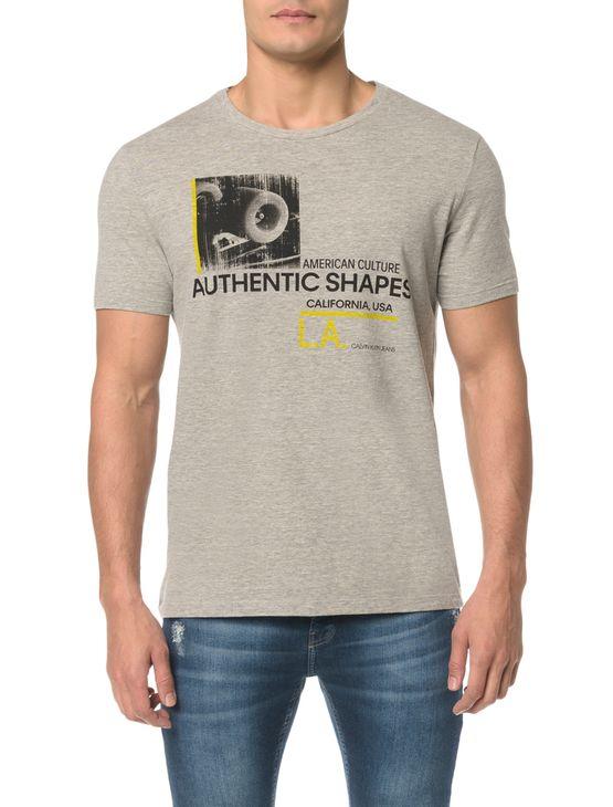 Camiseta CKJ MC Estampa Skate Authentic - PP