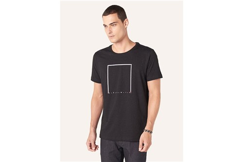 Camiseta Color Points - Preto - P