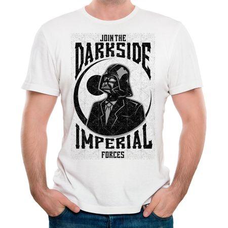 Camiseta Darkside P - BRANCO