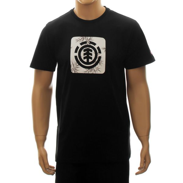 Camiseta Element Box Logo Preta (G)