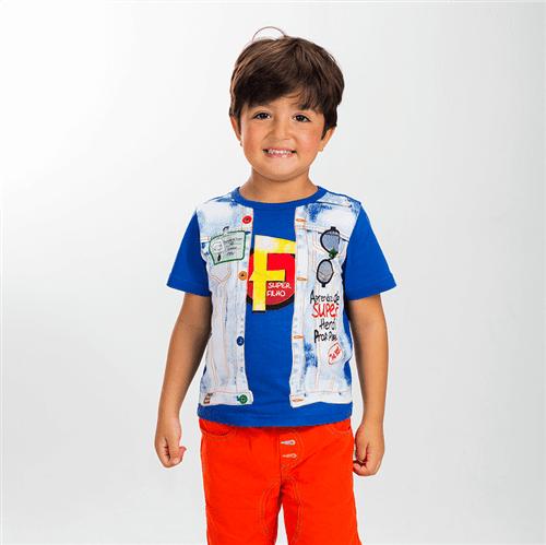 Camiseta Especial Dia dos Pais Camiseta Avulso Royal/03