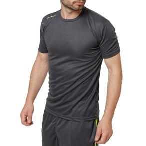 Camiseta Esportiva Masculina Penalty Cinza EG