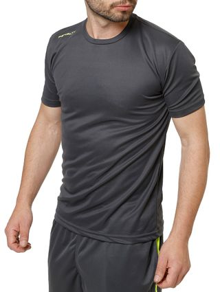 Camiseta Esportiva Masculina Penalty Cinza