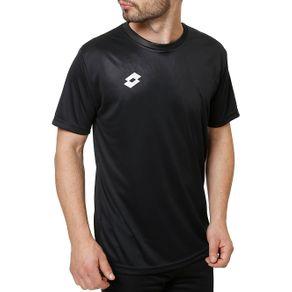 Camiseta Esportiva Masculina Preto GG