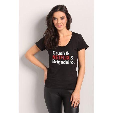 Camiseta Feminina Crush G