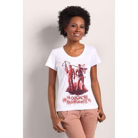Camiseta Feminina Dixon Brothers M