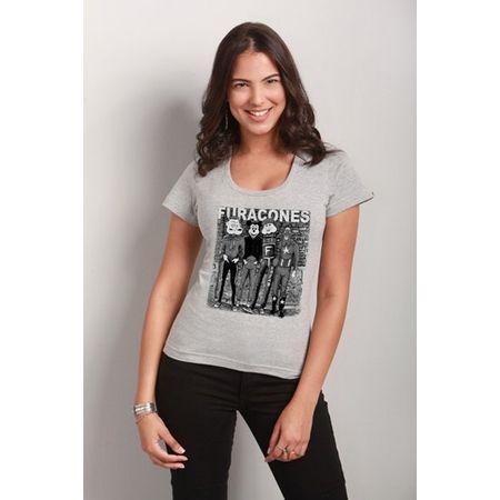 Camiseta Feminina Furacones P