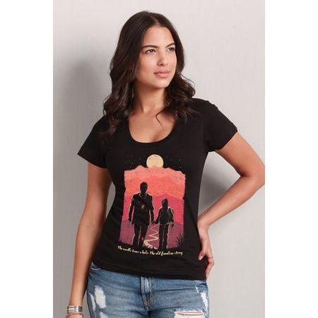 Camiseta Feminina Hurt P