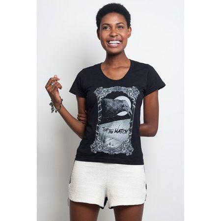 Camiseta Feminina Night's Watch M