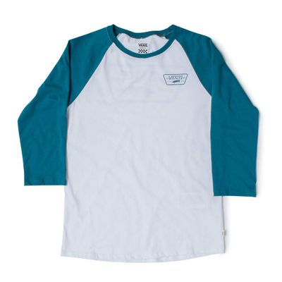 Camiseta Full Patch Raglan - M